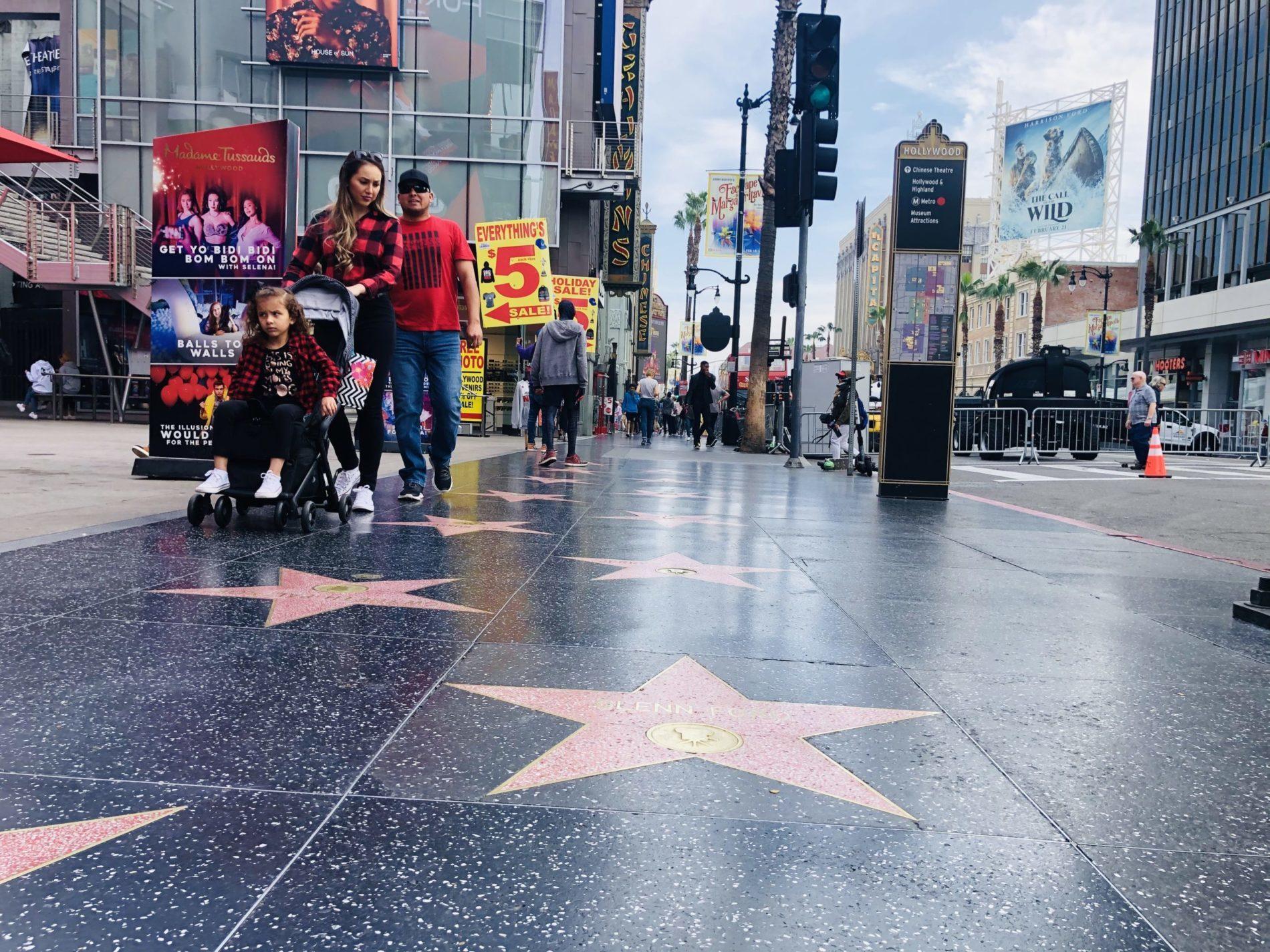 Paseo de las estrella